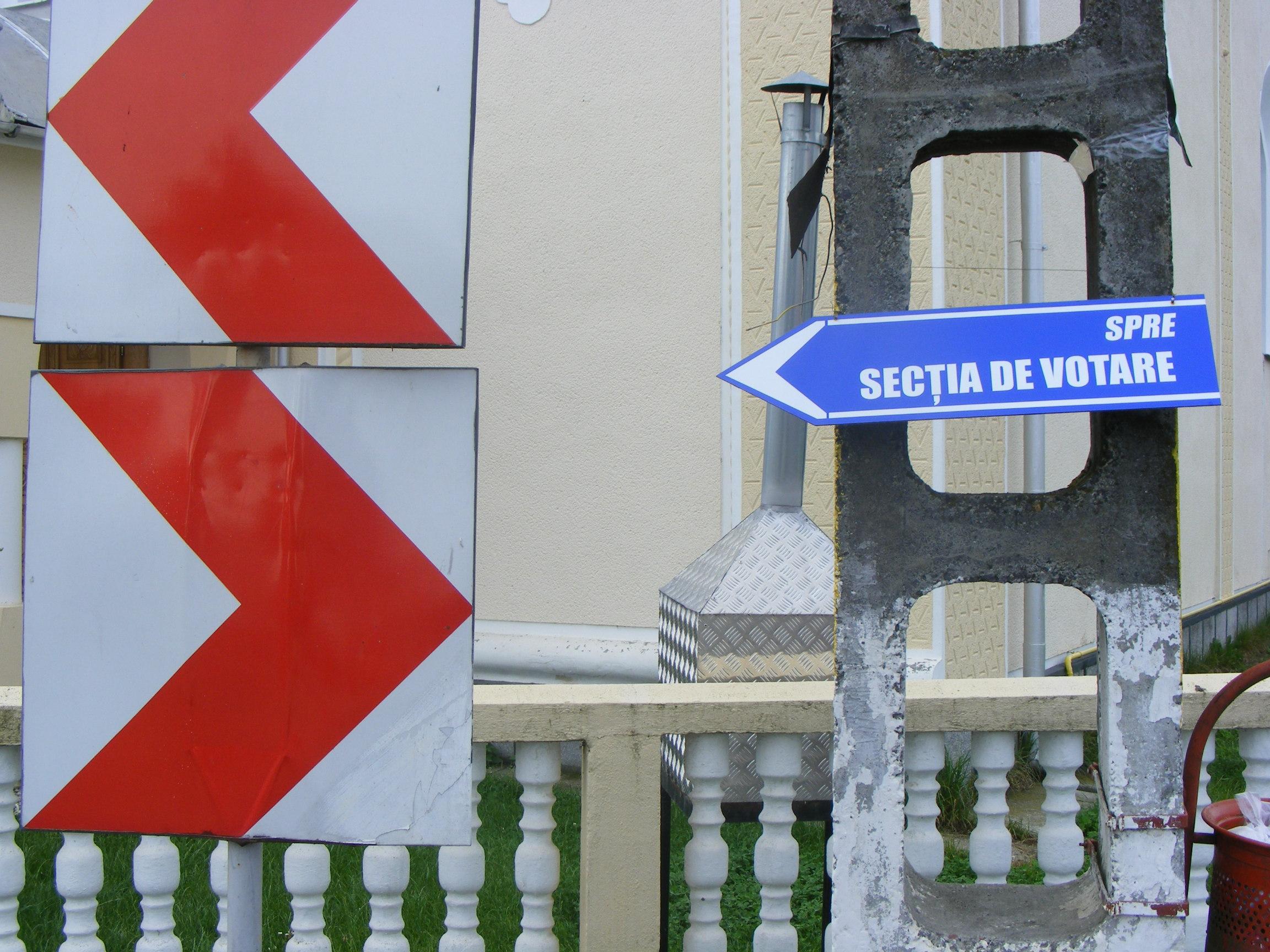 Premieră electorală-Număr egal de voturi la Mireşu Mare (VIDEO)