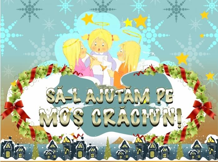 """""""Să-l ajutăm pe Moș Crăciun!"""", concert caritabil organizat de asociația Autism Baia Mare"""