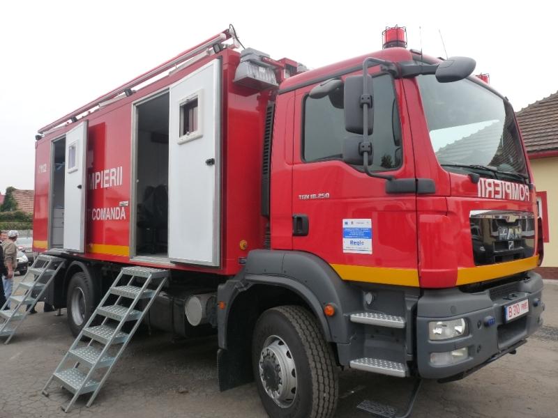 Incendii stinse de pompieri în acest weekend, în Șomcuta Mare, Sighetu Marmației, Fărcașa, Vișeu de Sus și Finteușu Mic