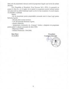COZMUTA Ghe - ultima pag din scrisoarea deschisa