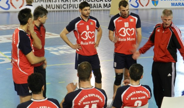 Șiința Explorări – Banatul Caransebeș 3-1. Băimărenii termină sezonul regulat pe locul 6!