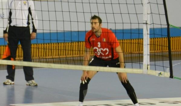Bălhăceanu participă cu naționala României la meciurile din Liga Europeană