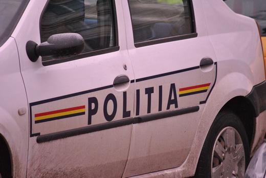 Băimăreancă cercetată de poliţişti după ce a distrus oglinzile retrovizoare ale unor autoturisme