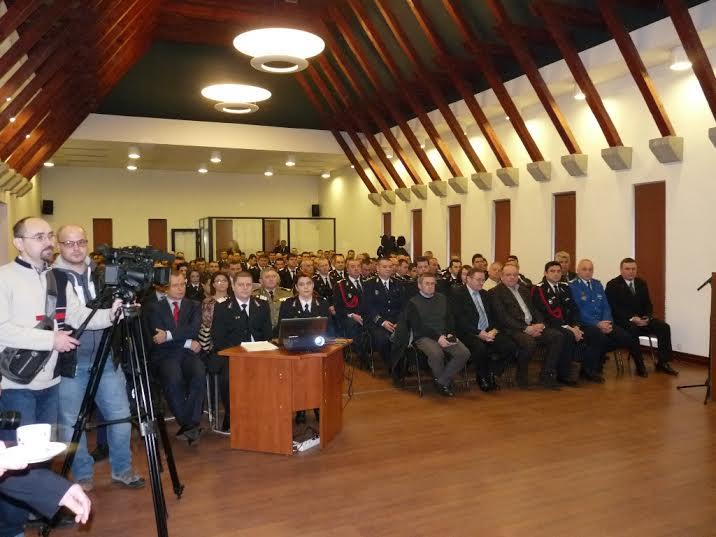 Vezi bilanțul CJSU și ISU Maramureș pe anul 2015