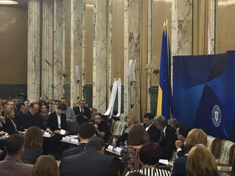 Prefectul Sebastian Mihai Lupuț participă la conferința privind incluziunea socială și Pachetul Anti-Sărăcie