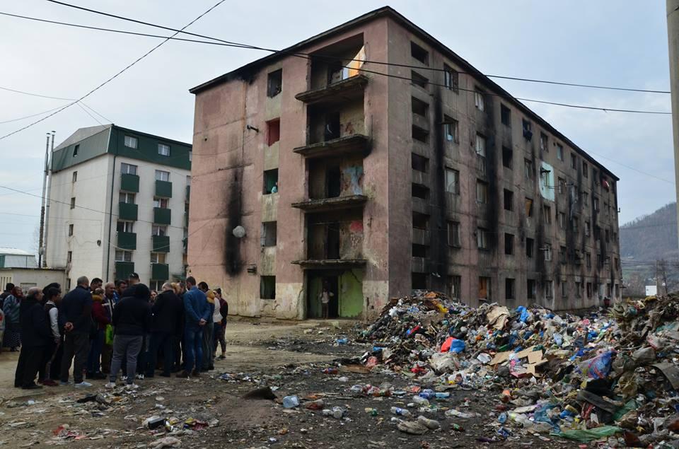 Demersuri pentru a îmbunătăți condițiile de locuit în blocurile sociale de pe strada Horea din Baia Mare