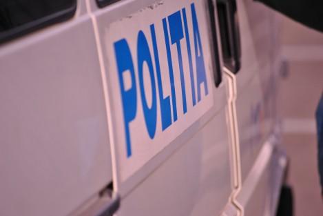 Vehicul furat din Franţa, identificat de poliţiştii din Maramureş