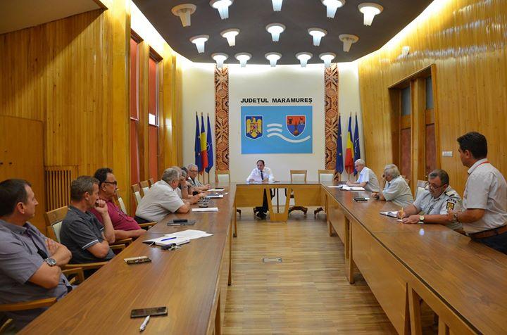 Maramureș: Va fi înființată Comisia Județeană de Inventariere a Depozitelor de Steril și a Depozitelor Industriale