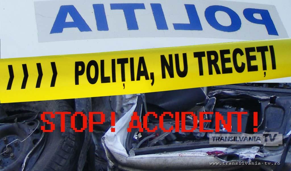 Accident grav produs în această dimineață, între Colțirea și Ardusat