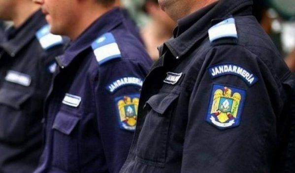 Cerșetori și scandalagii, amendați de jandarmii maramureșeni