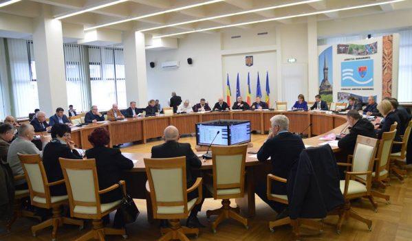 950.000 de lei alocați din rezerva bugetară a Consiliului Județean Maramureș pentru diferite acțiuni