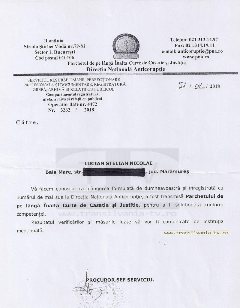 """Un concurs """"de poveste"""" de la IȘJ Maramureș, ajuns într-un dosar la Parchetul General al României!"""