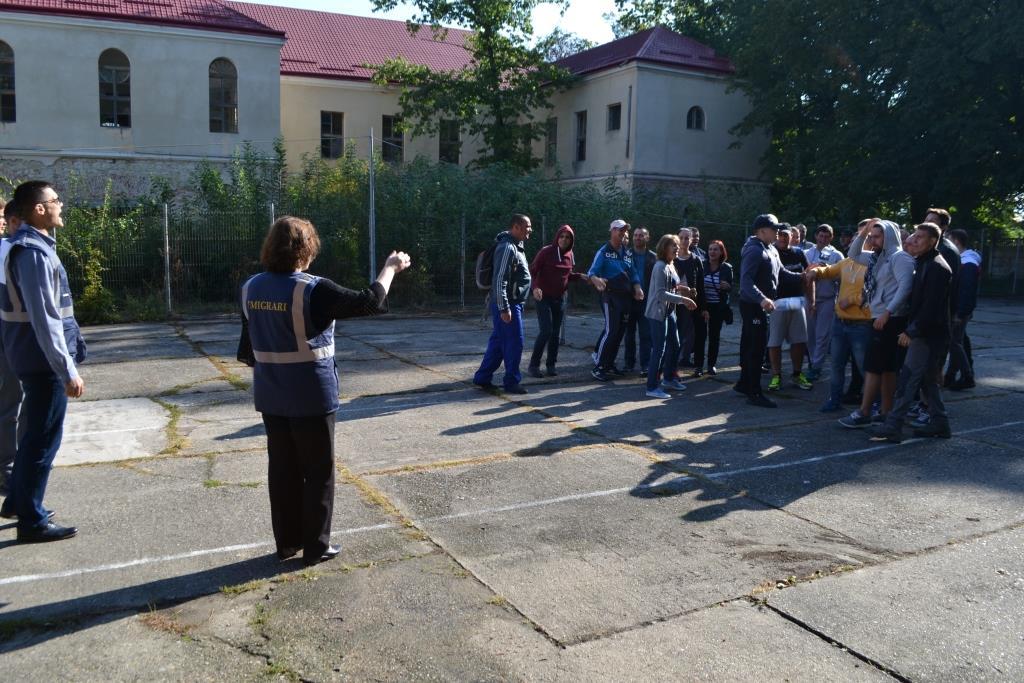 """Exerciţiu de antrenament """"MURUS 18"""", desfășurat în Baia Mare și Șomcuta Mare"""