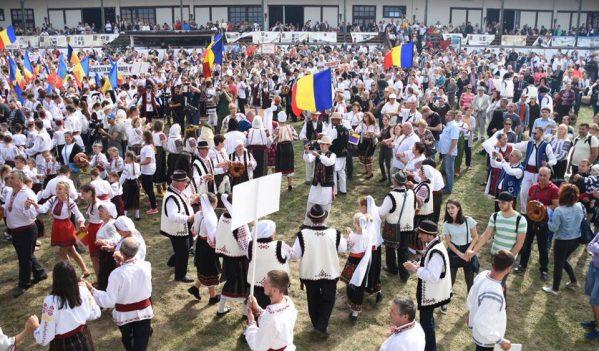 Maramureșul, prezent la Centenar Fest