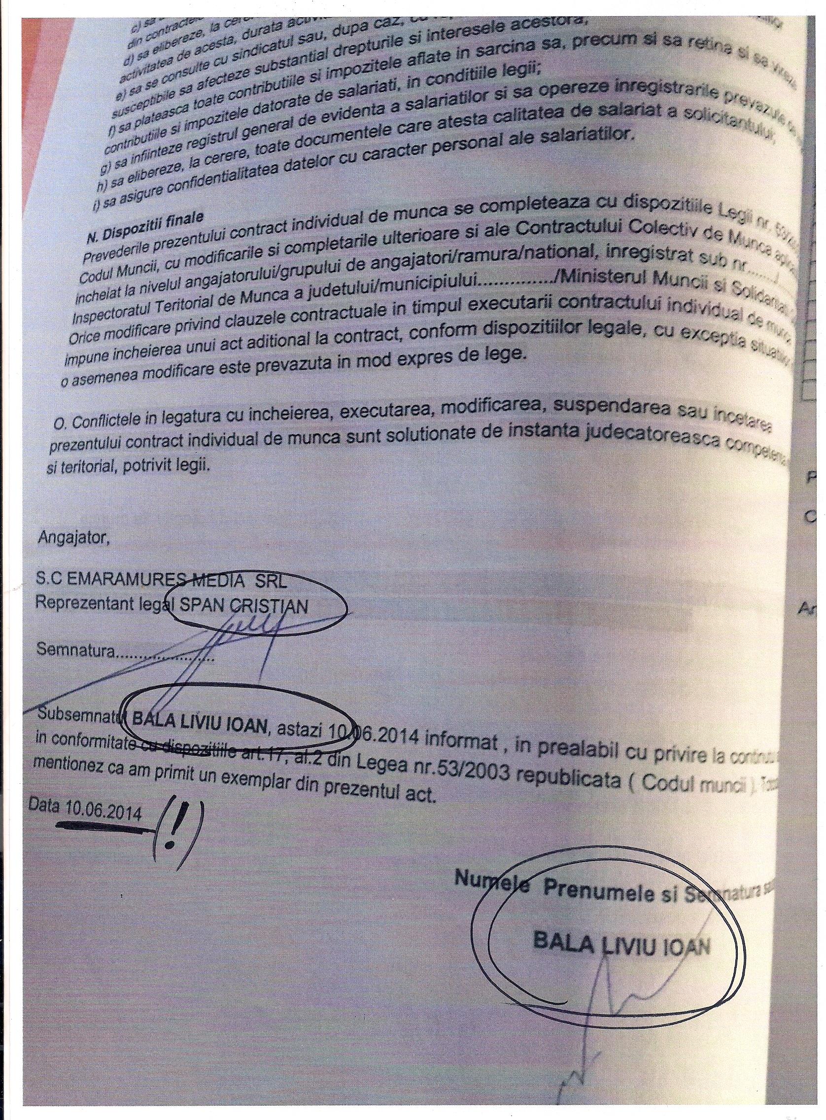 """PROCESUL PENAL """"CHERECHEȘ"""" – Martorul Liviu Bala a mințit (prin omisiune) în declarația sa despre fostul trust media e-Maramureș"""