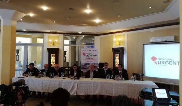 """Nume sonore din domeniul sănătății participă la Conferința """"Medicina de Urgență Azi"""", ce se desfășoară în Baia Mare"""