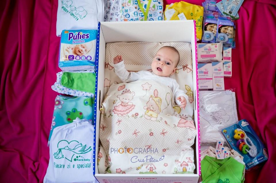 De 1 iunie, Cutia Bebelușului va ajunge și la Spitalul Județean Baia Mare