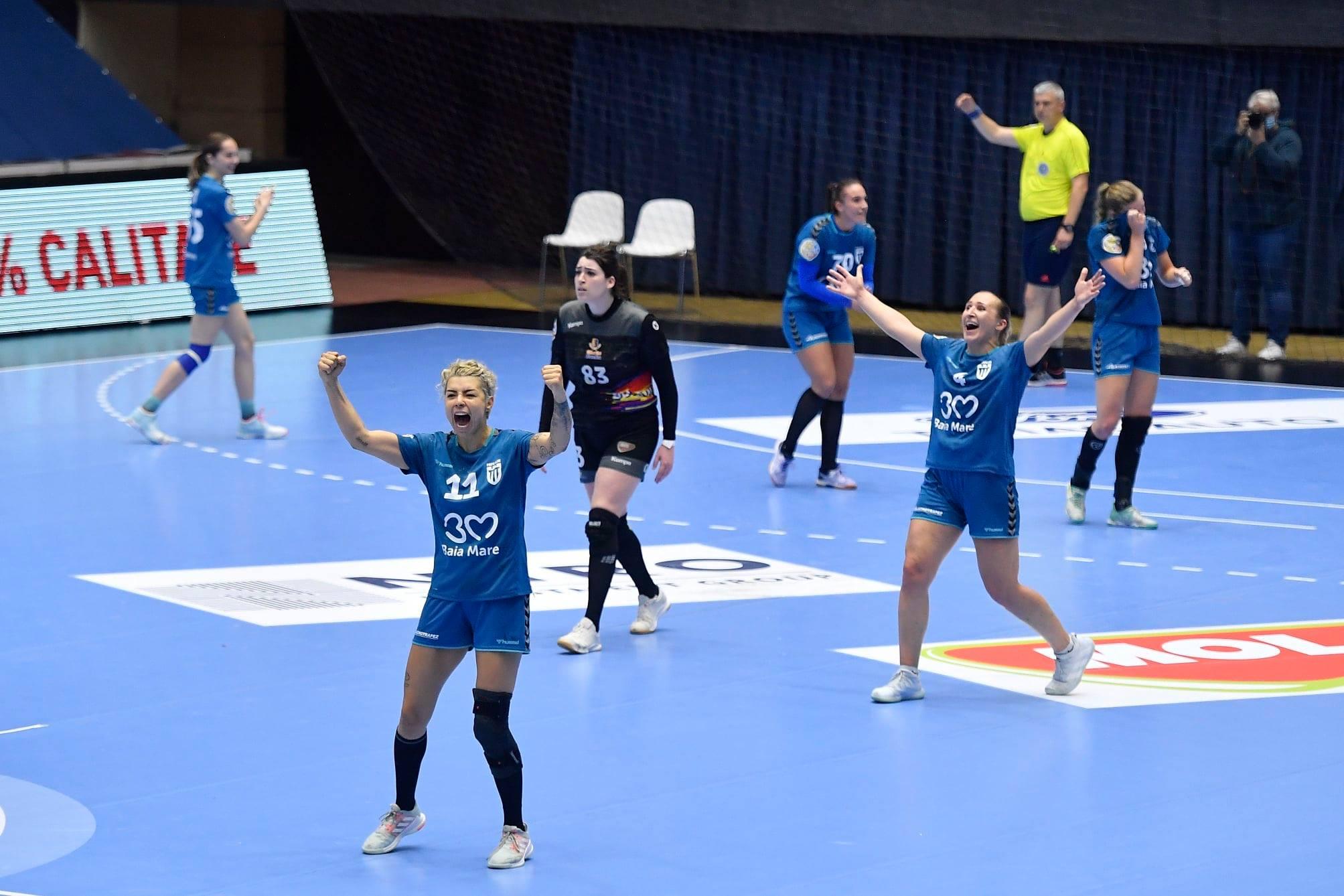 CS Minaur nu a primit wild-card pentru a juca în EHF Champions League