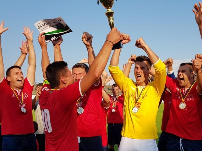 AS Recolta Săliștea de Sus este campioana Maramureșului la fotbal