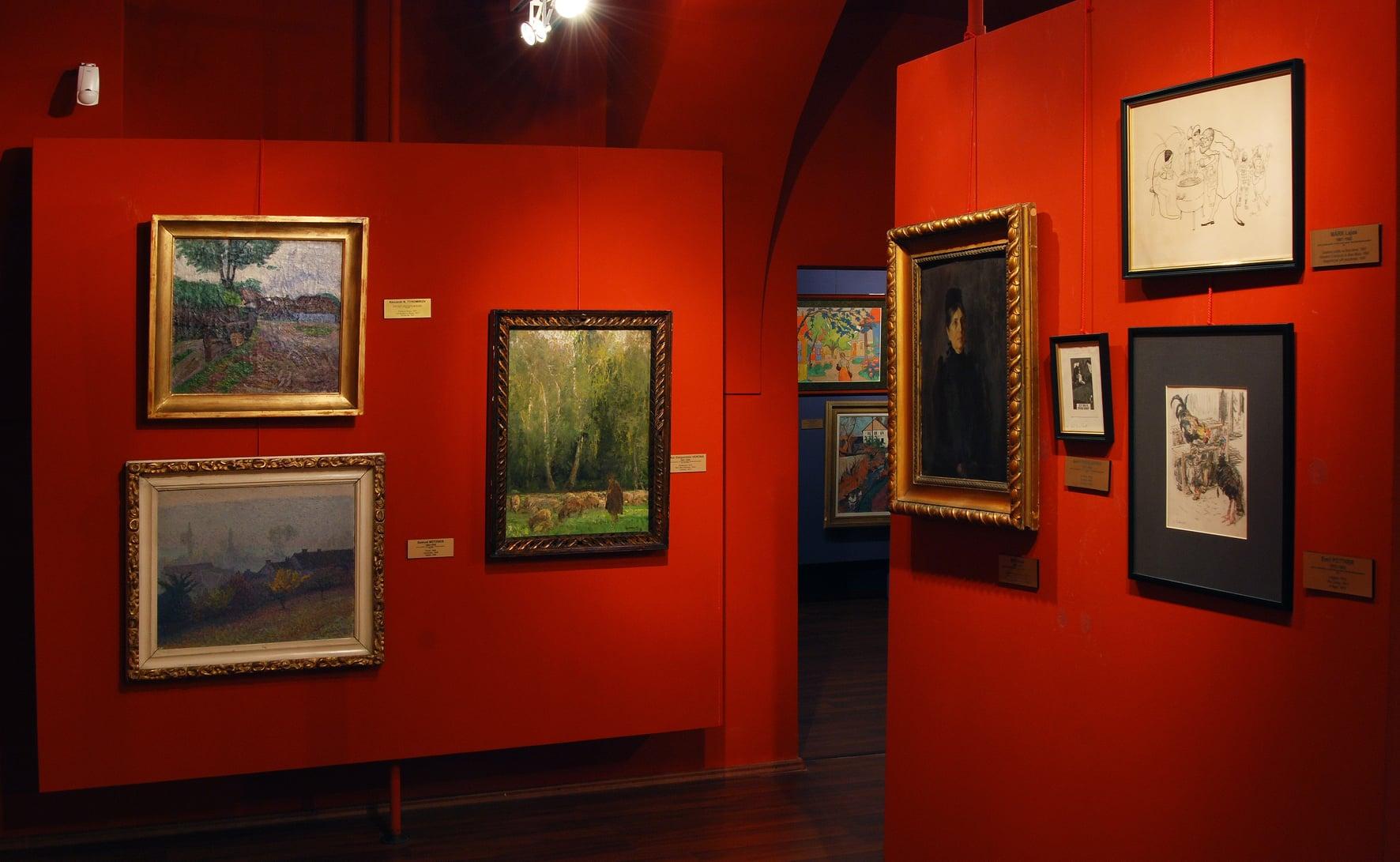 Se redeschide Muzeul Județean de Artă «Centrul Artistic Baia Mare»